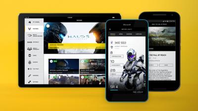 Halo Channel Mobile App